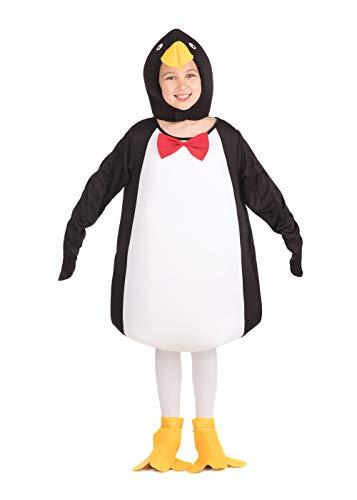 Bristol Novelty CC653 Pinguin Kostüm