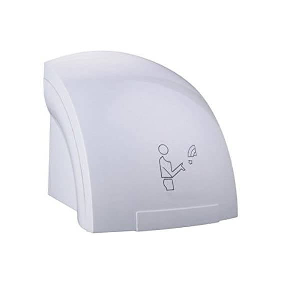 EcoKleen ABS Hand Dryer (White, 240x240x230cm)