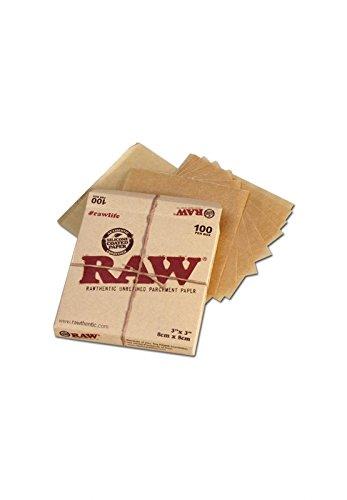 RAW' Pergamentpapier 100/Box