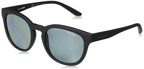 Arnette cut back, occhiali da sole unisex-adulto, matte black 01/81, 53
