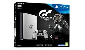 1 Turismo Gran (Sony PlayStation 4 1TB slim inkl. Gran Turismo Sport Edition [AT-PEGI] (PS4))