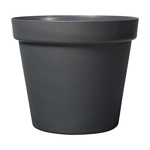 Deroma pot grandé - 70x70x58,7cm - 150l - anthracite