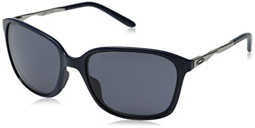 Oakley Unisex-Erwachsene Game Changer Sonnenbrille, Blau (Azul Marino/Metal), 0