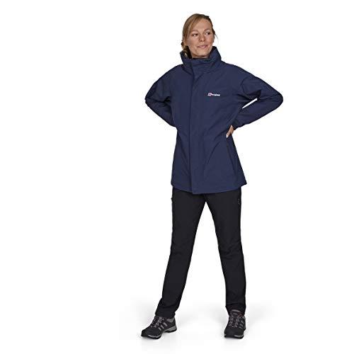 Berghaus Women's Glissade IA Jacket, Dusk, Size 12