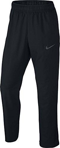Nike M PANT TEAM WOVEN - Hosen Schwarz - L - Herren (Pant Woven Herren Nike)