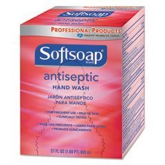 Antibacterial Hand Soap, 800 mL Refill Box, Red by Softsoap?