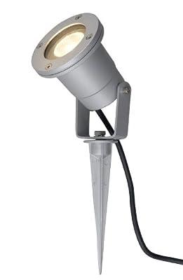 SLV 227418 NAUTILUS SPIKE, GU10, mit 1,5m Kabel und Stecker von SLV auf Lampenhans.de