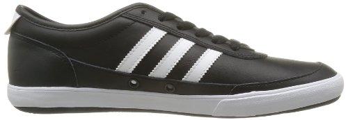 adidas Originals Court Spin Herren Sneaker Schwarz - Noir (Noir1/Runwht/Noir1)