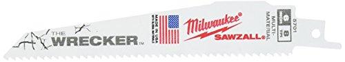 MILWAUKEE THE WRECKER BLADE - SIERRA