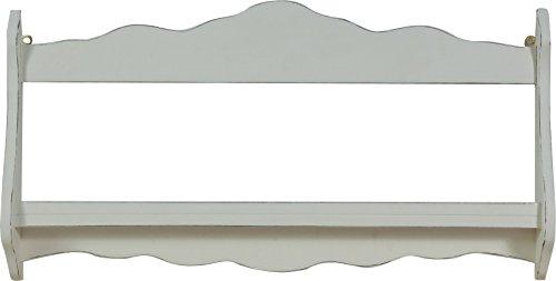 Piattaia-Country-in-legno-massello-di-tiglio-finitura-bianca-anticata-84x11x43-cm-L3950-B
