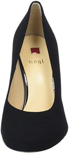 HÖGL - 2- 10 9702, Scarpe col tacco Donna Nero (Schwarz (0100))