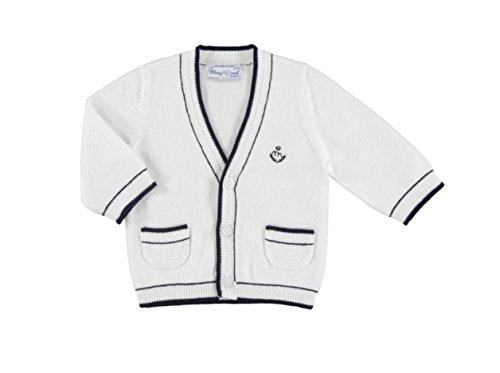 ec48c4529a8e7 Mayoral - Pull - Bébé (garçon) blanc Bianco 80 cm