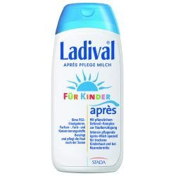 LADIVAL Kinder Apres Lotion 200 ml