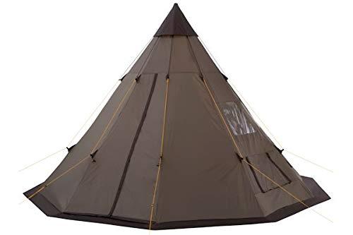 Zoom IMG-1 campfeuer tenda tipi teepee colore