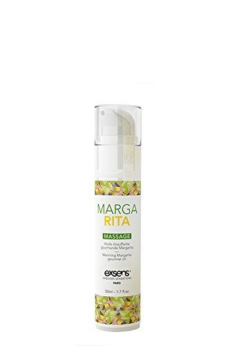 Wärmendes Gourmet Massageöl - Margarita (Sinnliche Wohltuende Massage-Öl)