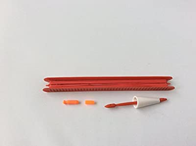 Fishing Pole Elastic Elastication Kit including Bung ,Ptfe, elastic, connector various sizes from BZS