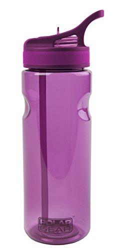 Polar Gear Tritan Bottle 650ml, Aqua Grip Range