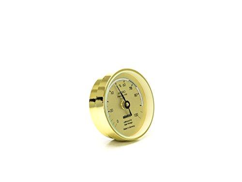 Haarhygrometer adorini Cigar Edition klein