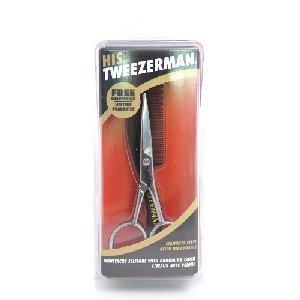 Tweezerman 'His Tweezerman' Moustache Scissors with Grooming Comb by Tweezerman