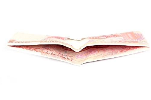 FreshGadgetz 1 Set di Portafoglio alla moda per banconote per signore e ragazze (RMB Small) RMB piccolo