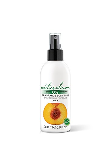 Naturalium Melocotón Spray Corporal - 200 ml