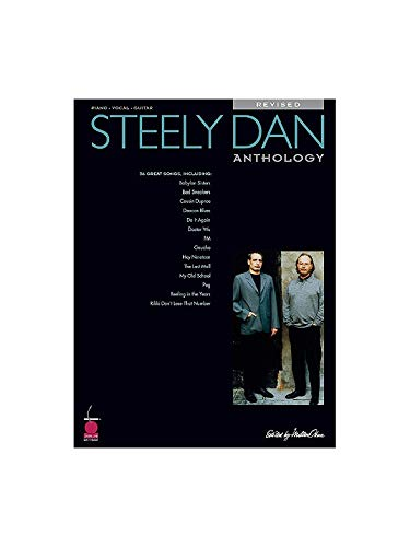 stählernem Dan: Anthology (Überarbeitete Edition). Noten für KLavier, Gesang & Gitarre