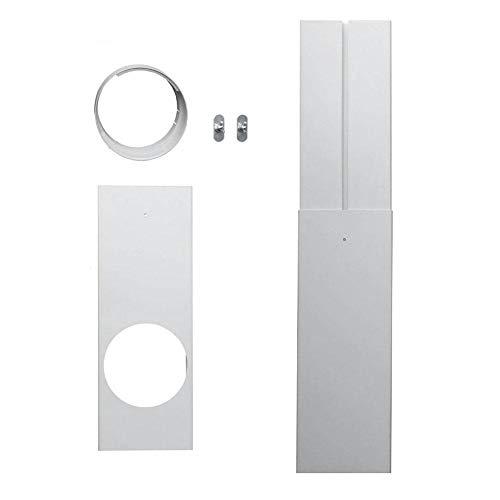 circulor FensteradapterLokale Klimageräte-Zubehör Component Kit, Fenster- Und Geräteadapter - Passend Für Alle Geräte -