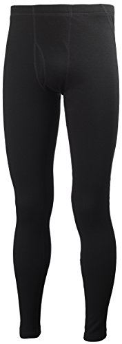 Helly Hansen Herren Lifa HH Warm Pant Funktionshose,Schwarz, Gr. Medium