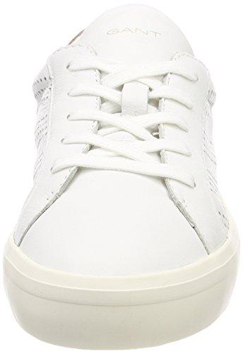 Gant Mary, Sneaker Donna Bianco (Bright White)