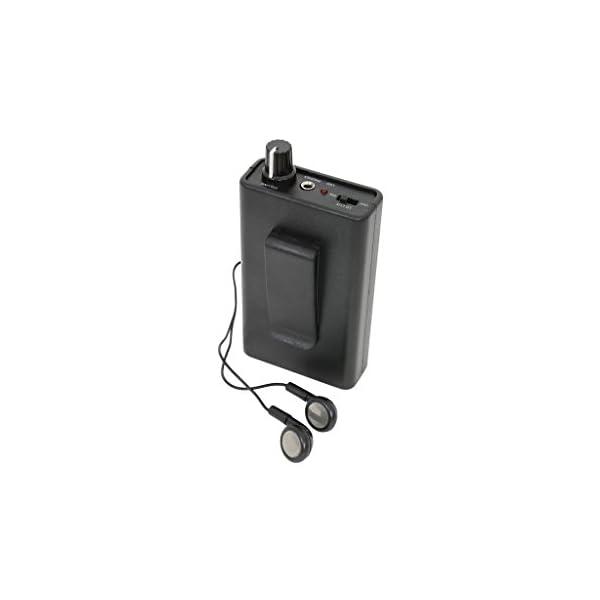 Adastra | Compact Beltpack Induction Loop Receiver 318xZUJgndL