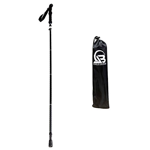 Collapsible Trekking Pole, Lightweight and Anti-shock Walking Pole