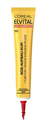 L\'Oréal Paris Elvital Anti-Haarbruch SOS-Aufbau-Kur, 20er Pack (20 x 20 ml)