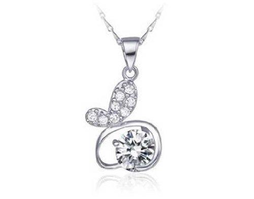reduce sale findout 18K vergoldet White Crystal Faceplate Silber Halskette(274) Faceplate Ring