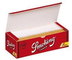 Cigarrillos vacías tubos vacíos smoking 1000 tubos con filtro