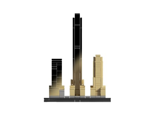 LEGO Architecture 21007 Rockefeller Center (NYC)