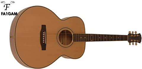 Freshman FA1GAM Grand Auditorium Acoustic Guitar