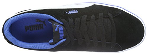 Puma Unisex-Kinder 1948 Vulc Low-Top Schwarz (puma black-puma white-puma Royal 05)