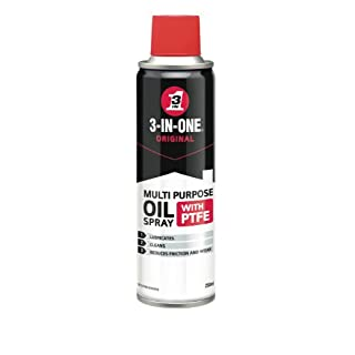 3-in-1 3 in 1 Aerosol With Ptfe 250ml