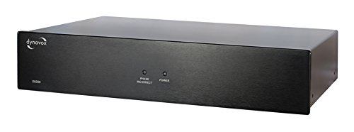 DynaVox 207189 HiFi-Netzfilter X6000B schwarz