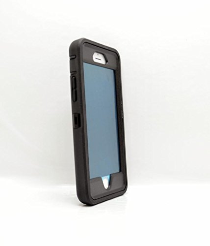 "iPhone 6/6S ""11,9cm–Bild Slim Fit Case Cover Protector, union jack, iPhone 6 Black three piece"