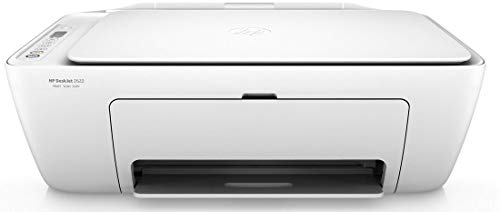 HP DeskJet 2622 All-in-One Wireless Colour Inkjet Printer (White)