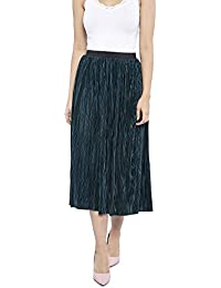 d58a2e84f9 Velvet Women's Skirts: Buy Velvet Women's Skirts online at best ...
