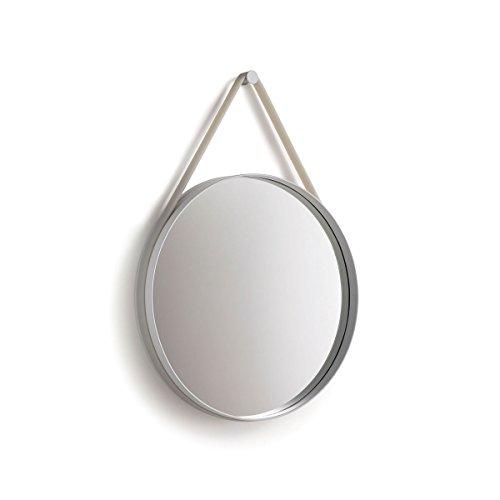 HAY - Strap Mirror 50 cm, grau