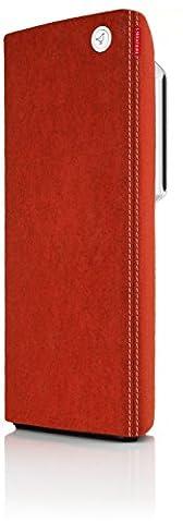 Libratone LIVE Wireless Lautsprecher (AirPlay, DLNA, PlayDirect) Blood Orange