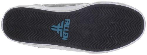 Fallen MISSION 41070053, Chaussures de skateboard mixte adulte grau/d