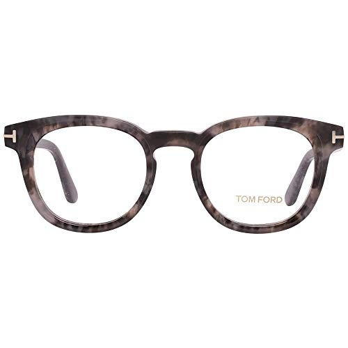Tom Ford Herren Optical Frame Ft5469 056 48 Brillengestelle, Grau,