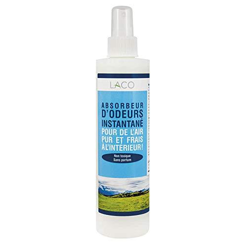 Désodorisant Absorbeur d'Odeurs - Sans parfum - Vaporisateur de 300ml