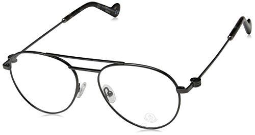 Moncler Unisex-Erwachsene Brillengestelle Ml5023, Grau (Antracite LUC), 54