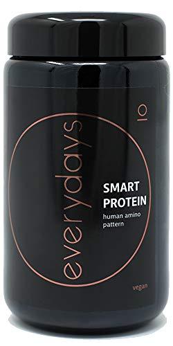 SMART PROTEIN - Hochreines Eiweiß aus kristallinen Aminosäuren - 99{83816bdd119bff72324f1c60112571bf2ecb65d43c62f2b00ca4e57763eb2a0c} Nutzbarkeit - Master Amino Protein (MAP) aus den 8 essentiellen Aminosäuren - vegan - Made in Germany