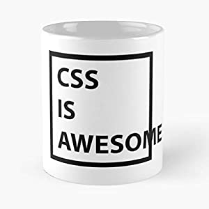 Css Html Javascript Funny Cup Coffee Nodejs Programming Birthday Gift Present Cute - Best 11 Ounce Ceramic Coffee Mug Gift